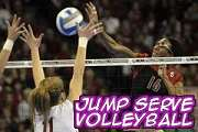 Jump Serve Volleyball!!